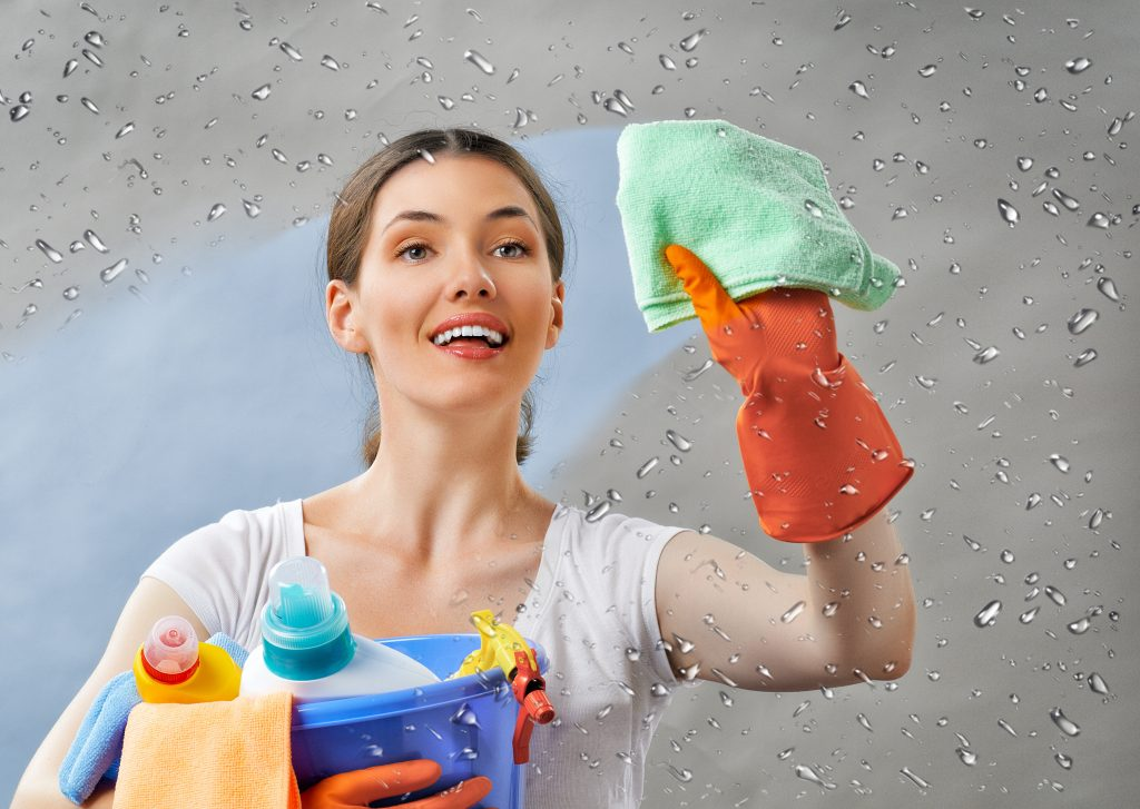 Scheduled House Cleaning Helps Take the Pressure Off Homeowners